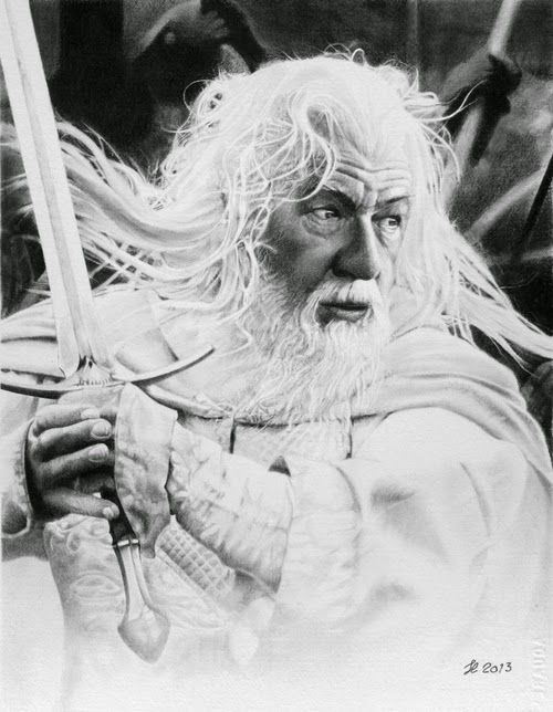 03-The-Lord-Of-The-Rings-Gandalf-The-White-Ian-Mckellen-Peter-Jackson-JRR-Tolkien-Franco-Clooney-Francoclun-www-designstack-co