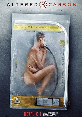 Altered Carbon 1ª Temporada (2018) Dublado Torrent