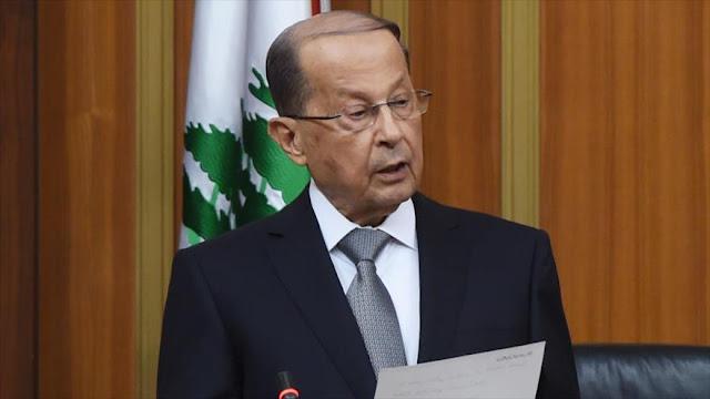 Líbano culpa a las 'políticas internacionales' de la crisis siria