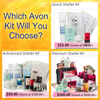 Which Avon Kit Will You Choose