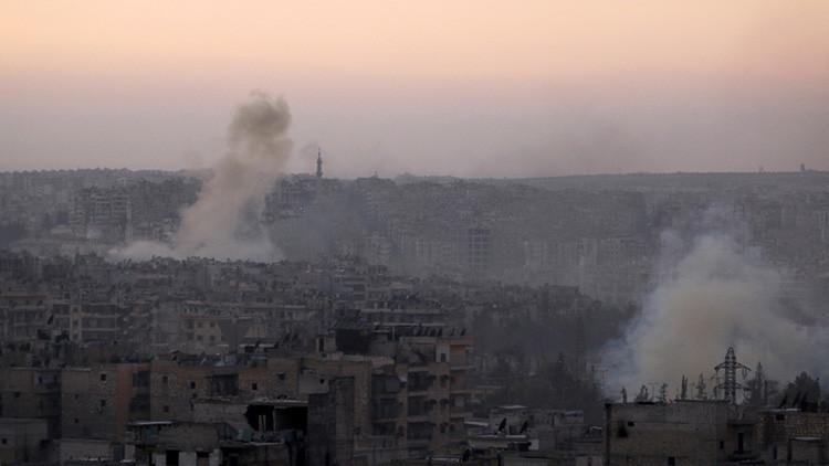 Publicidad de EE.UU., Reino Unido y Francia se debe a que Rusia les desenmascara su plan en Siria
