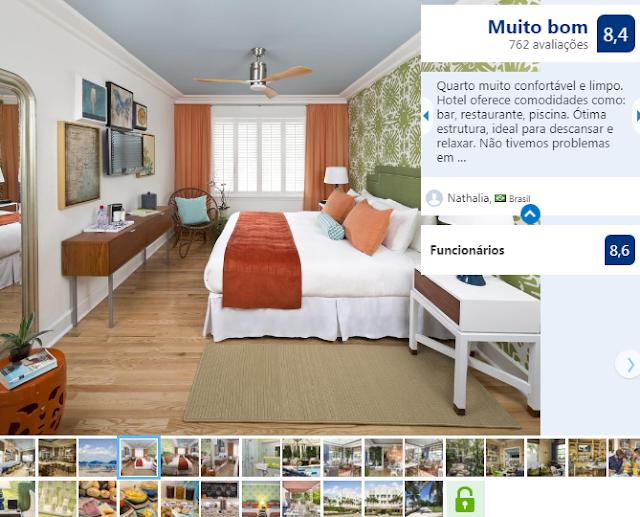Hotel Circa 39: quarto