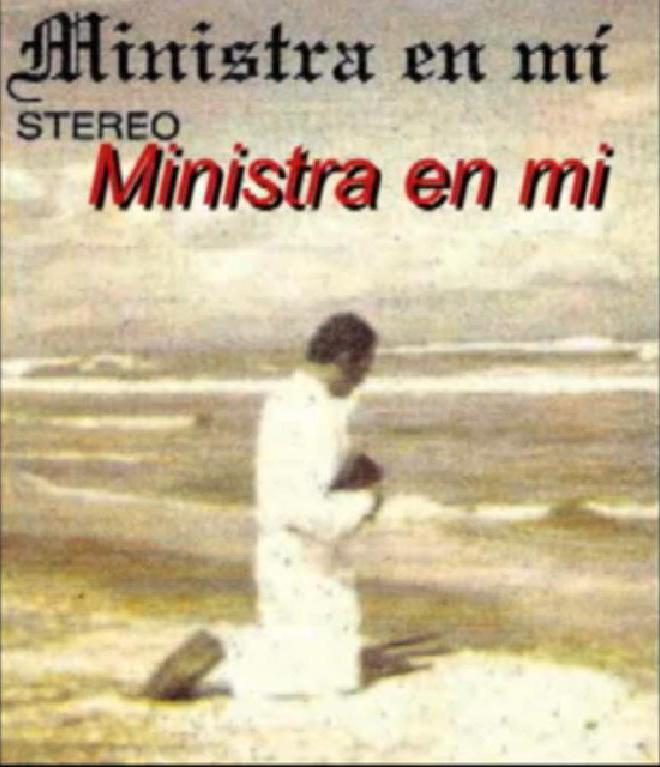 Erasto Herrera-Ministra En Mí-