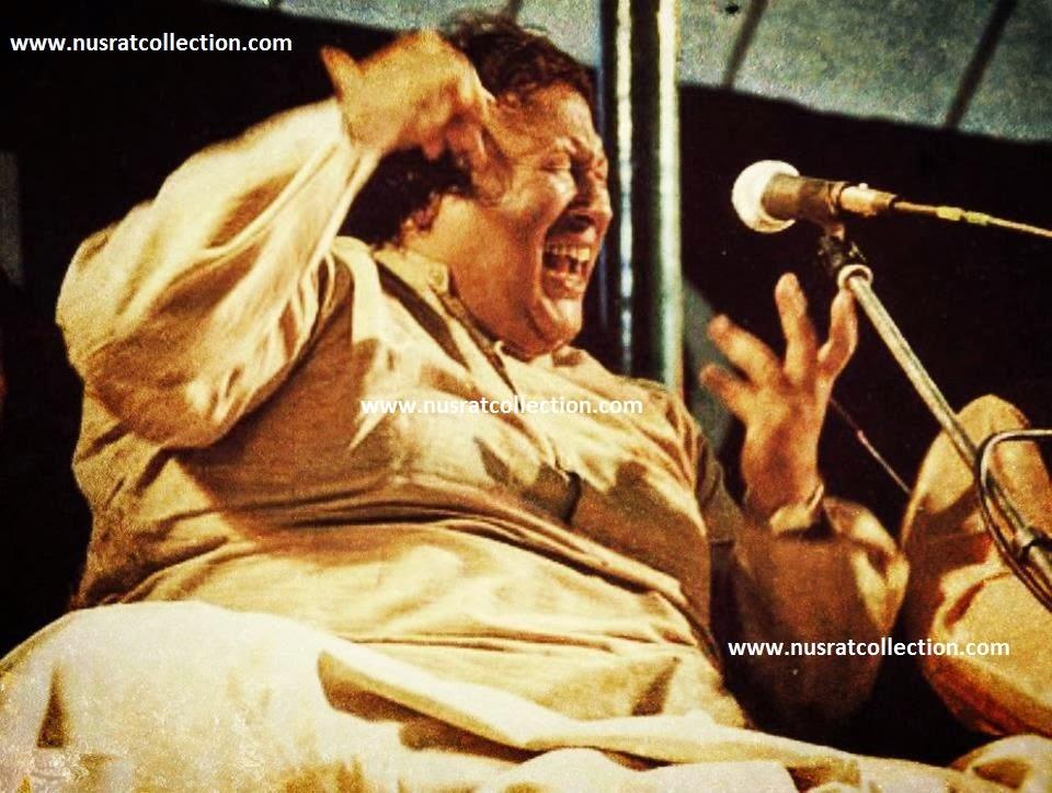 Haram Hai Kia Cheez Dair Kia Hai Mp3 by Nusrat Fateh Ali Khan