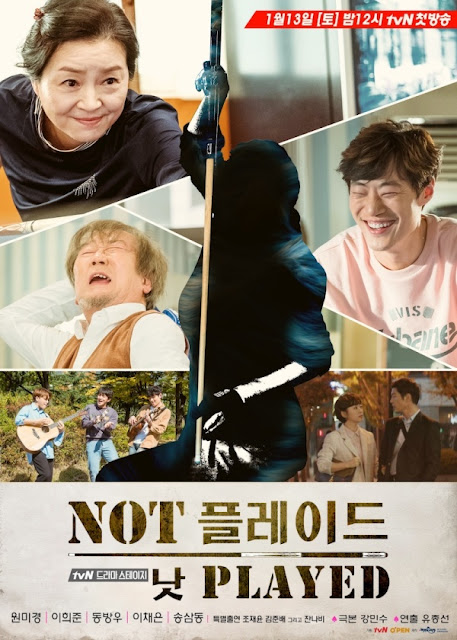 Sinopsis Drama Stage: Not Played (2018) - Film TV Korea