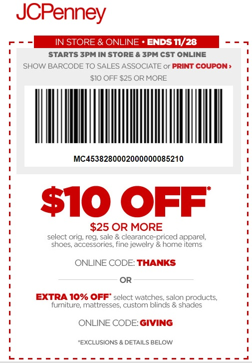 JCPenney doesn't just have clearance sections available in its retail stores. You can also get great clearance prices on your online purchases! The JCPenney clearance section lets you shop by items under $5, under $10, under $25, and under $50, as well as by category.5/5(99).