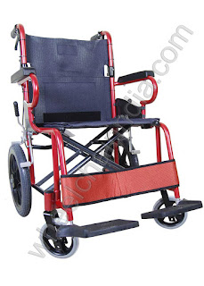 Karma KM 2500 Wheelchair
