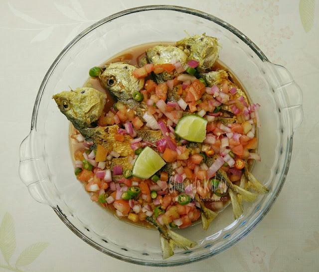 resepi ikan air asam