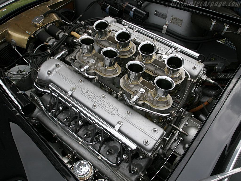 '57 Maserati 450S Costin by Zagato :: via Flavien Dachet