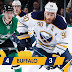 Sabres take 'Ruff' loss in Dallas