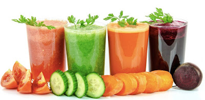 Benefits of Carrot Juice Fasting