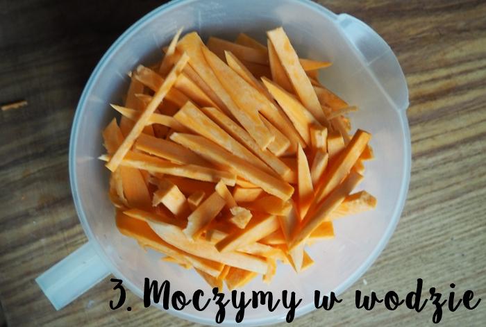 Jak zrobić chrupiące frytki z batatów. prosty sposób na smaczne bataty