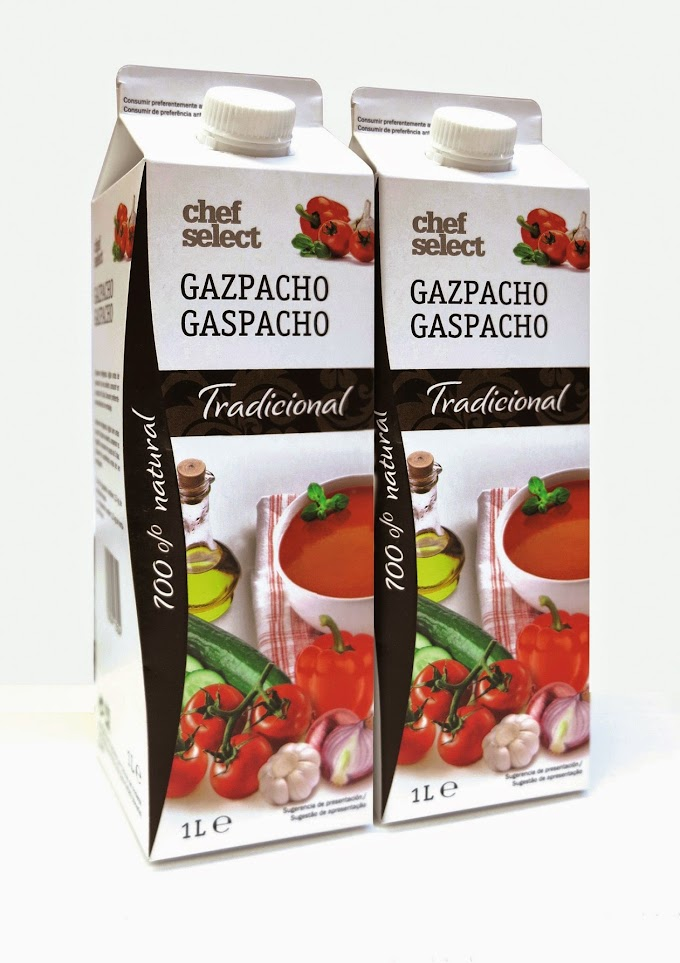 Gazpacho Chef Select Lidl
