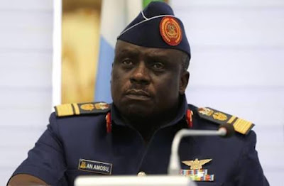 Air Marshal Adesola Amosu efcc