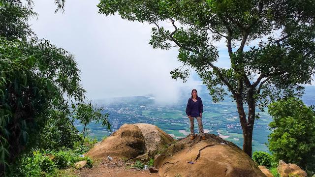 Nui Ba Den, Wietnam