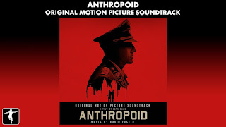 anthropoid soundtracks