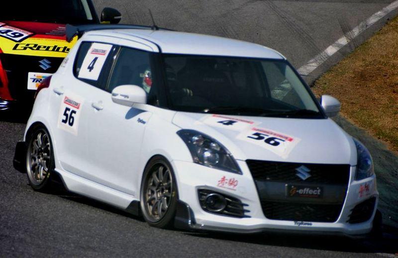 Suzuki Swift Sport Oil Type
