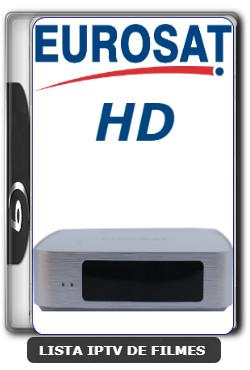 Eurosat HD Nova Atualização Melhorias na Estabilidade do Sistema V1.82 - 23-01-2020