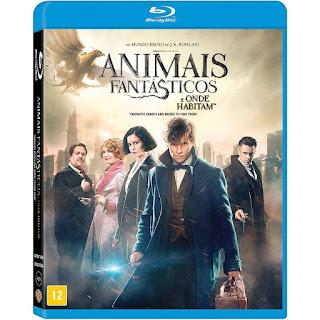 Blu-ray de 'Animais Fantásticos e Onde Habitam' por R$ 16,90! | Ordem da Fênix Brasileira