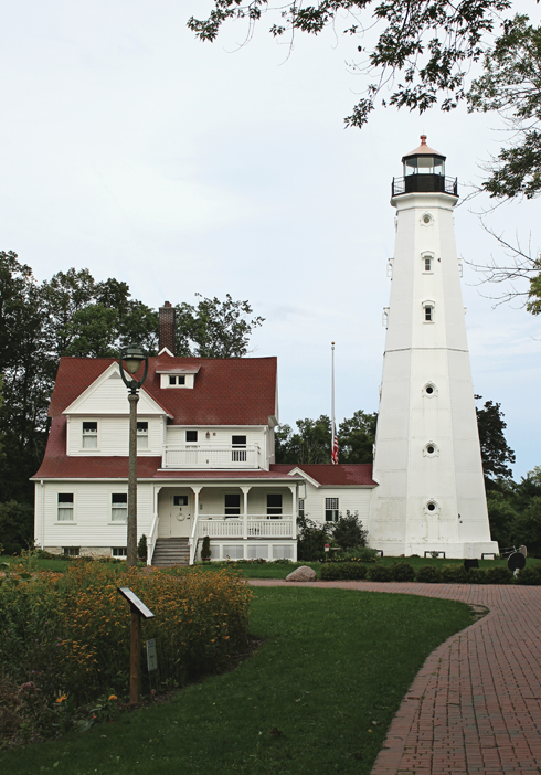 North Point Lighthouse Milwaukee Wisconsin
