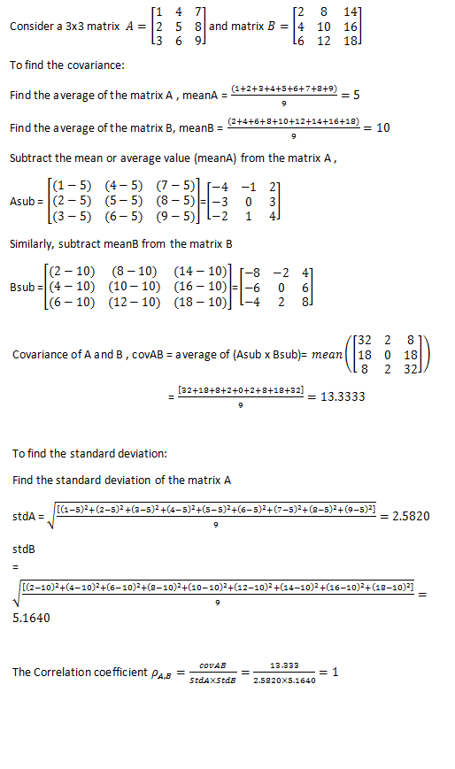 Template matching in matlab image processing this denotes that the matrix a and b are highly correlated matlab code maxwellsz