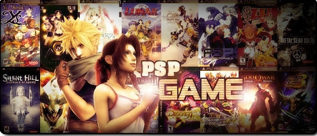 Game PPSSPP cso