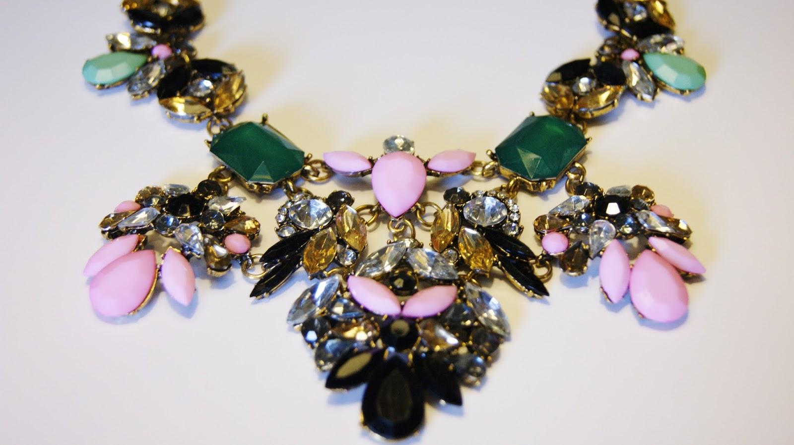 Cherry Diva Enchanted Wonderland Necklace