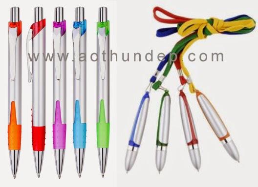 Bút Bi, Viết In Logo Quảng Cáo
