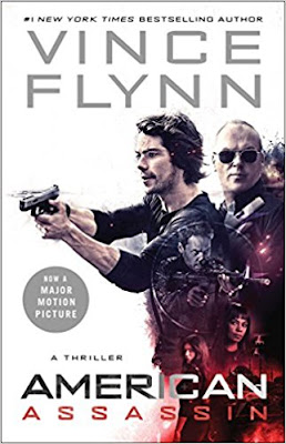 American Assassin by Vince Flynn (Book cover)