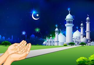 Gambar Kartun Masjid Cantik dan Lucu 201701