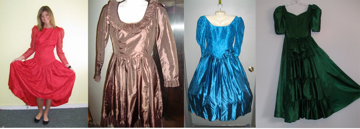 a9b8d1cf946b (All images via Ebay. All of these dresses are pre-owned, and averaged  between $20 and $30)