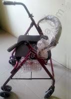Four Wheel Rollator