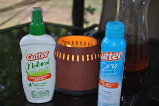 cutter insect repellents