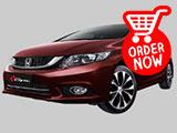 Pemesanan Mobil Honda Civic Bandung