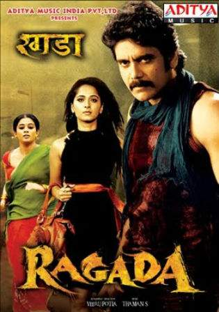 Ragada 2010 BluRay Hindi Dubbed 720p UNCUT Dual Audio 1.1GB Watch Online Full Movie Download bolly4u
