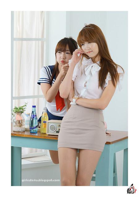 Cute Asian Student 27