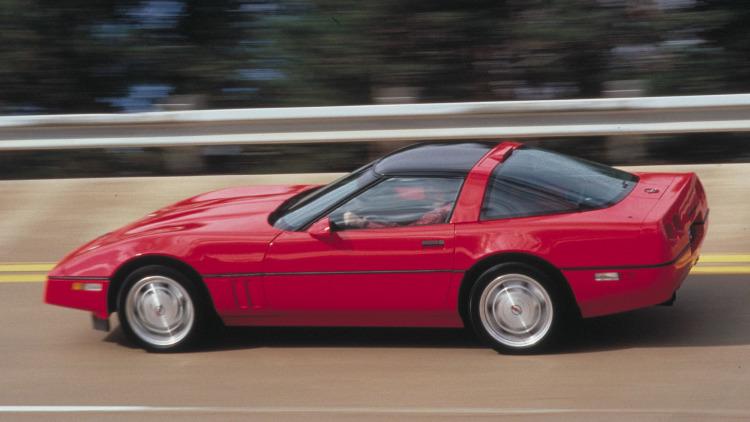Tốt nhất 1990-1995 Corvette ZR-1