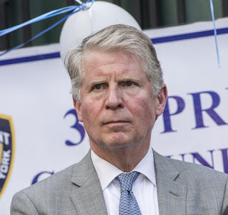 NYC District Attorney Cy Vance Jr. attack NRA with fear mongering