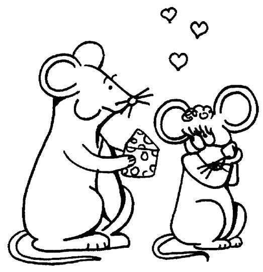 12 imagens de ratos para imprimir e colorir atividades pedagógicas