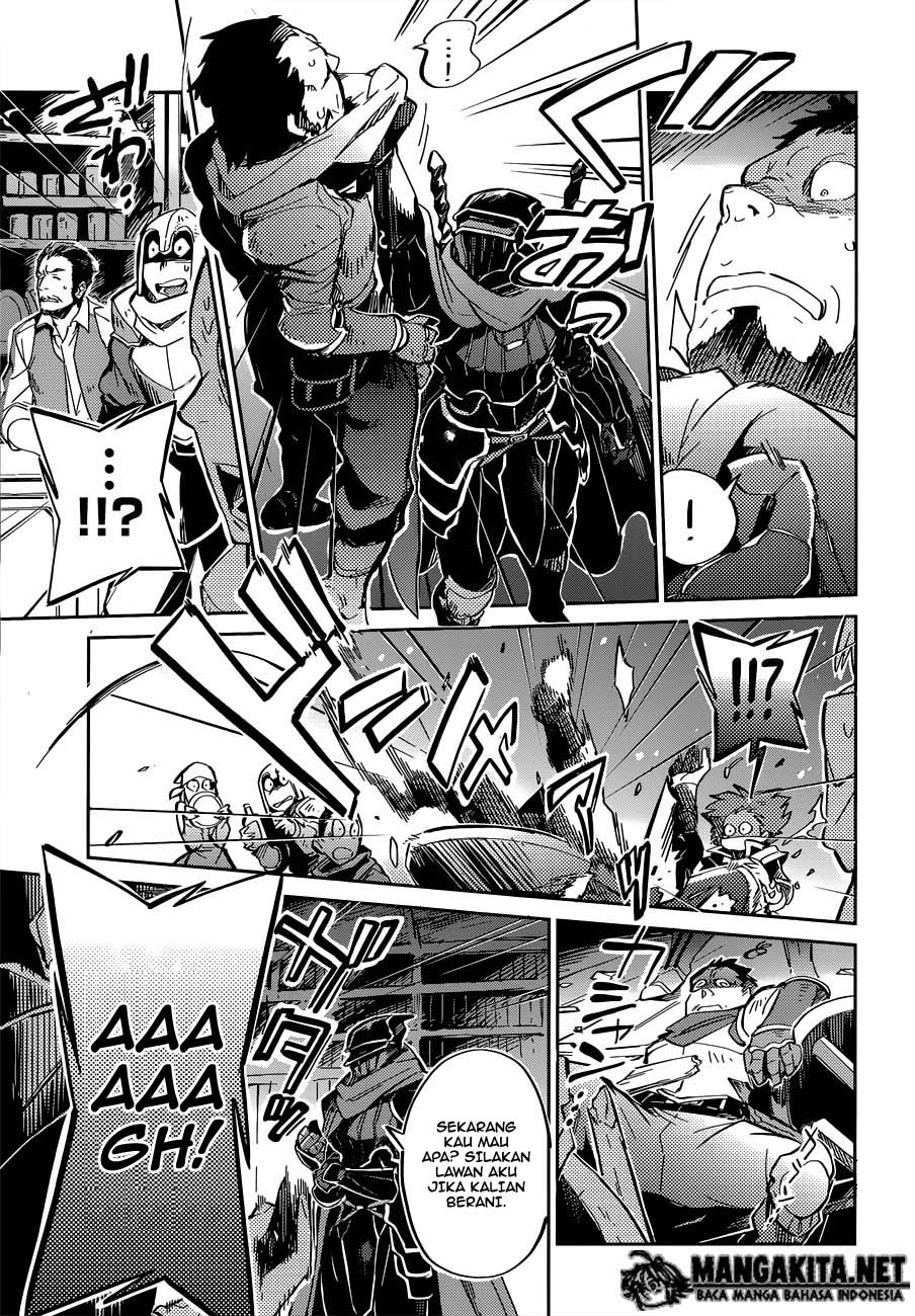 Baca Komik Overlord chapter 5 Bahasa Indonesia