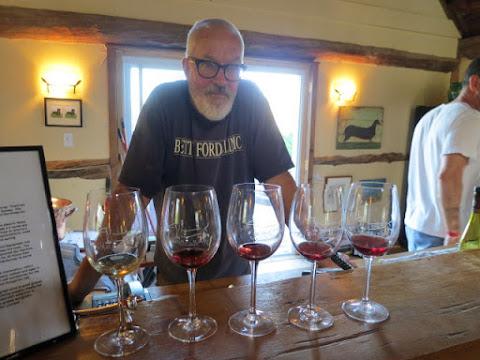 James Lahti - Long Dog Vineyard & Winery