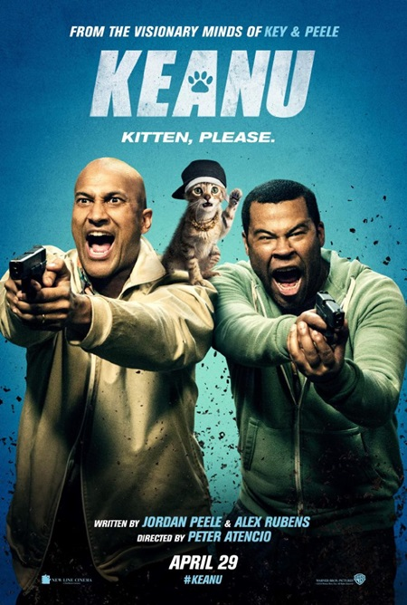Keanu (2016) Film indir