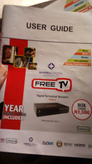 Free TV User Guide