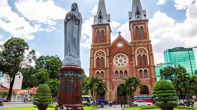 Catedral de Notre Dame (Ho Chi Minh)