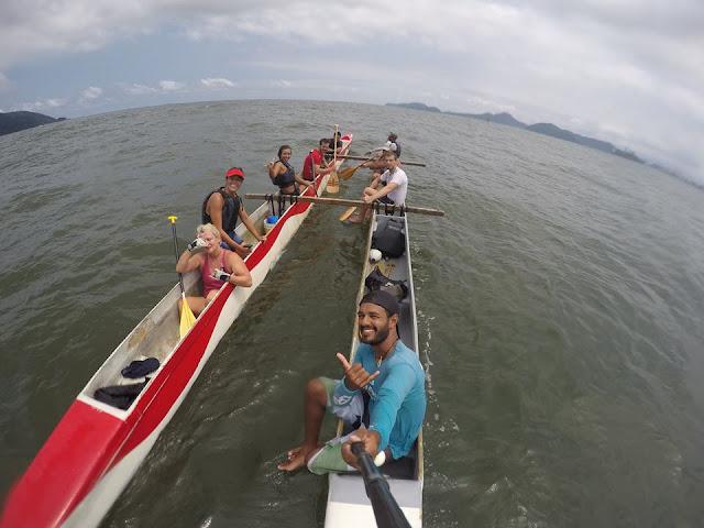 Canoa Brasil, Canoa Havaiana, Setor náutico, Fábio Paiva, André Gomes, Esporte, Canoagem havaiana