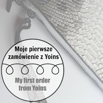 Moje pierwsze zamówienie z Yoins