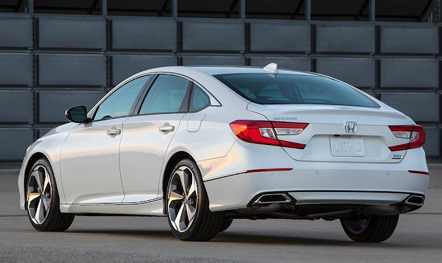 2019 Honda Accord Rumors