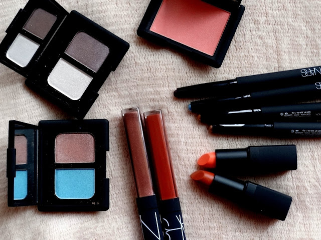 NARS Spring Wildfire 2017 Collection Review, Photos, Swatches