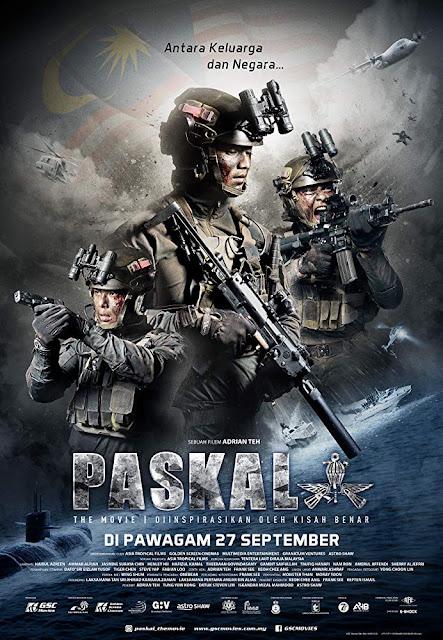 Paskal (2018) English 350MB NF HDRip ESubs Download