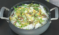 layering-for-Chicken-dum-Biryani-Recipe
